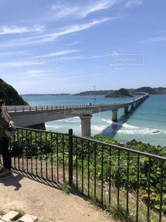 角島大橋の写真・画像素材[3447940]