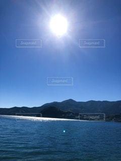 輝く海の写真・画像素材[3586002]