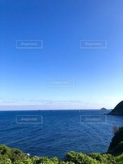 須佐湾の朝の写真・画像素材[3608779]