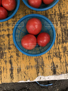 トマトの写真・画像素材[3680125]