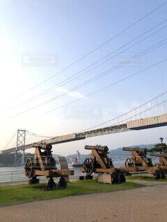 関門海峡の写真・画像素材[4741197]