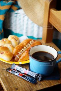 コーヒー淹れて、お外ブランチ♬の写真・画像素材[1293126]