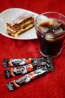 夏はアイスコーヒーもオススメ!の写真・画像素材[1300698]