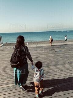 湘南の海の写真・画像素材[3898613]