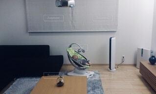 赤ちゃんのいる風景の写真・画像素材[3904823]