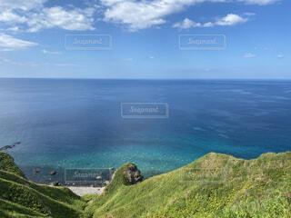 自然,風景,海,空,屋外,湖,ビーチ,雲,島,水面,海岸,山,丘