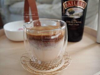 ベイリーズダルゴナコーヒーの写真・画像素材[3625046]