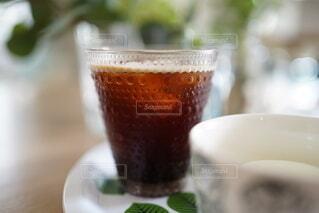 アイスコーヒーの写真・画像素材[4744656]