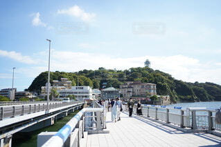 江ノ島大橋の写真・画像素材[4744726]