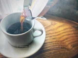 休日のコーヒーの写真・画像素材[3501428]
