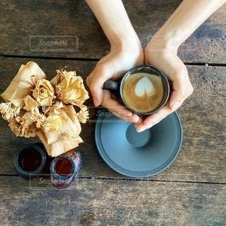 モーニングコーヒーの写真・画像素材[3477636]
