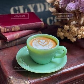 コーヒータイムの写真・画像素材[3753619]