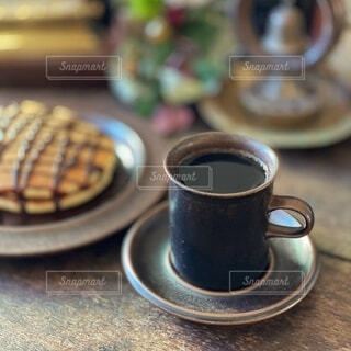モーニングコーヒーの写真・画像素材[4039219]