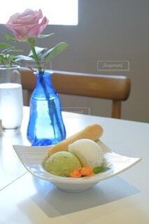 カフェのアイスの写真・画像素材[4681848]