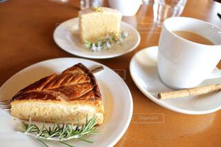 午後カフェの写真・画像素材[4368223]