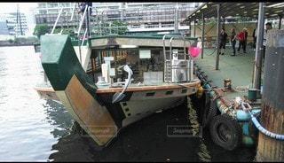 屋形船の写真・画像素材[3525055]