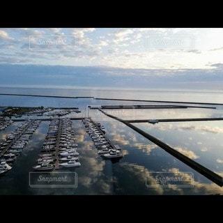 海の眺めの写真・画像素材[3525096]