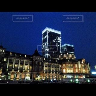 東京駅の写真・画像素材[3525117]
