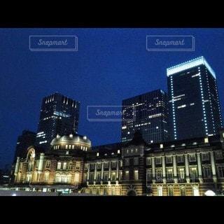 東京駅の写真・画像素材[3525116]