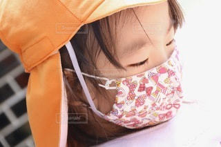 マスクの写真・画像素材[3537692]
