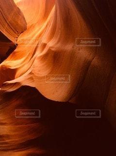 燃ゆる峡谷の写真・画像素材[3485778]