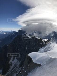 フレンチアルプスの写真・画像素材[4737099]