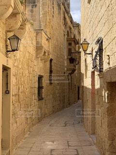 古都イムディーナ。マルタにて。の写真・画像素材[4745567]