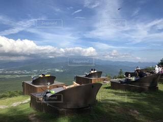 八ヶ岳の写真・画像素材[4745578]
