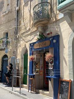 マルタの街角の写真・画像素材[4784401]