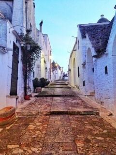 アルベルベッロの街並みの写真・画像素材[3525397]