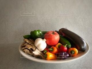 わたしの好きな野菜たちの写真・画像素材[3713354]