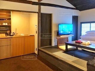 リノベーションされたキッチン付き京町家に宿泊の写真・画像素材[3939147]