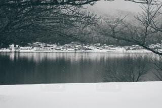 静寂の写真・画像素材[4137339]