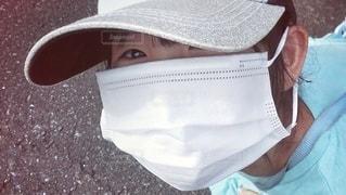 マスクの写真・画像素材[3541116]