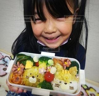 お弁当の写真・画像素材[3637699]