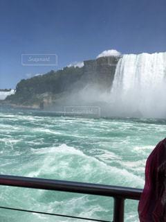 ナイアガラの滝の写真・画像素材[3501010]