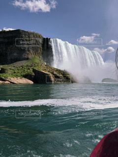 ナイアガラの滝の写真・画像素材[3501008]
