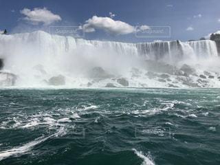 Niagara fallsの写真・画像素材[3501005]