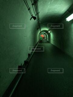 トンネルの写真・画像素材[3502873]