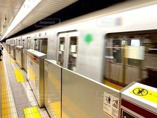 地下鉄の写真・画像素材[3513273]