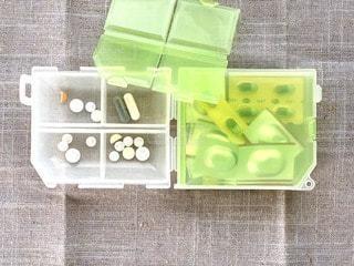 薬の写真・画像素材[3527404]