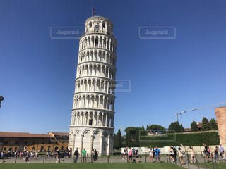 ピサの斜塔の写真・画像素材[3536464]