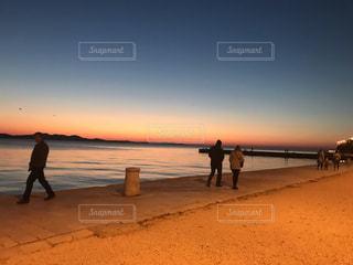 浜辺の写真・画像素材[3544758]