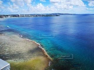 青い海の写真・画像素材[3579893]