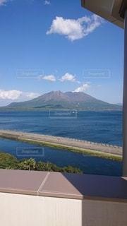 桜島の写真・画像素材[3527855]