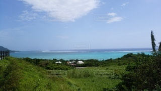 島と海の写真・画像素材[3527871]
