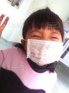 マスクの写真・画像素材[3529302]