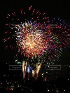 花火大会の写真・画像素材[3536361]