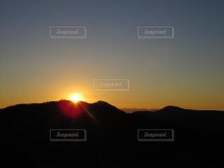 自然,風景,空,屋外,太陽,朝日,雲,正月,お正月,日の出,新年,初日の出,おはよう