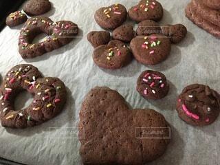 手作りクッキーの写真・画像素材[4149579]